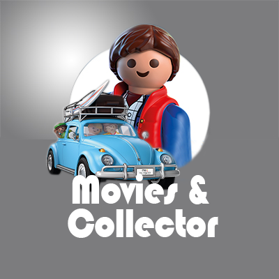 Playmobil Movies & Collector