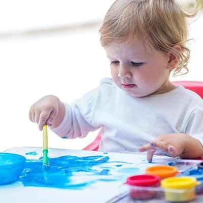 Brinquedos para desenhar e pintar