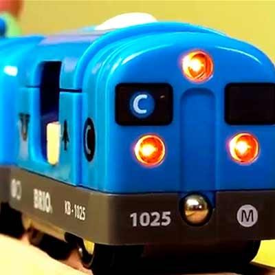Circuitos de Comboios