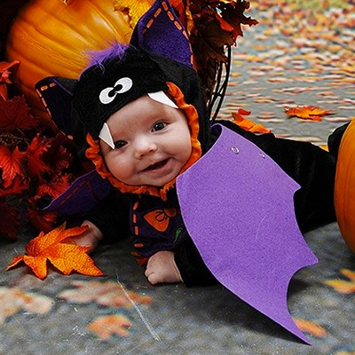 Disfarces Halloween Bebé