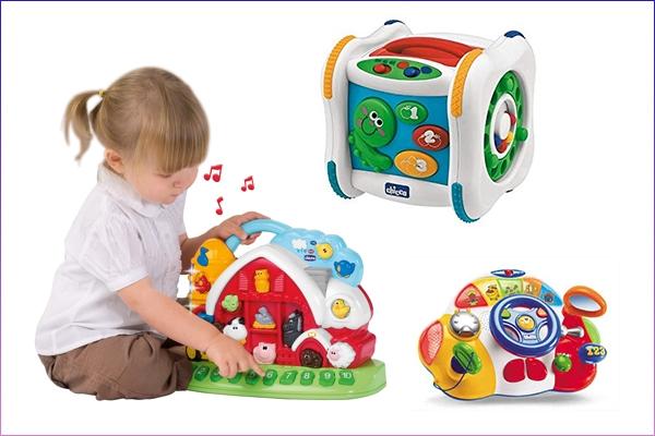Brinquedos de Aprendizagem