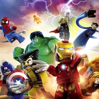 Lego Super-Heróis