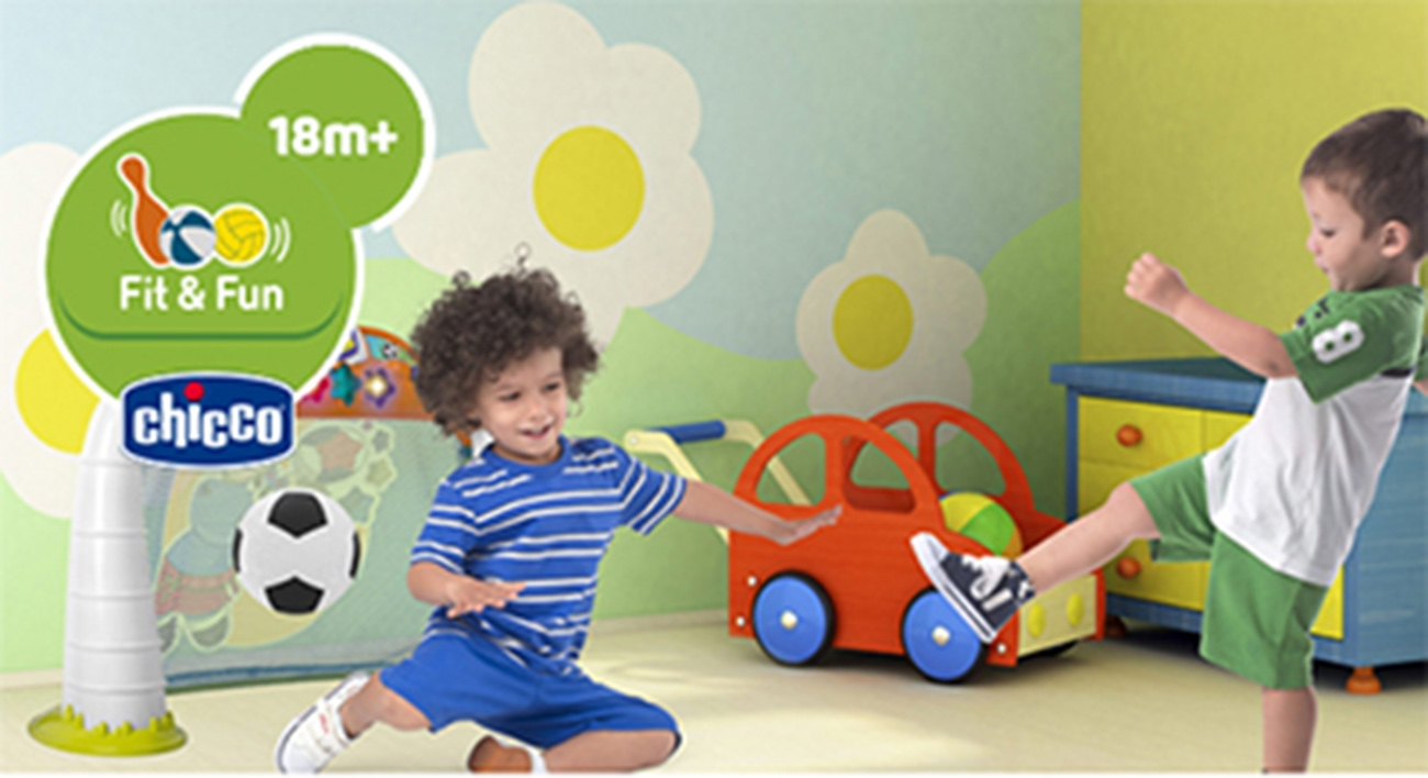 Chicco Fit & Fun