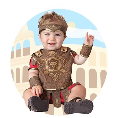 Guerreiros, gladiadores, soldados e mosqueteiros