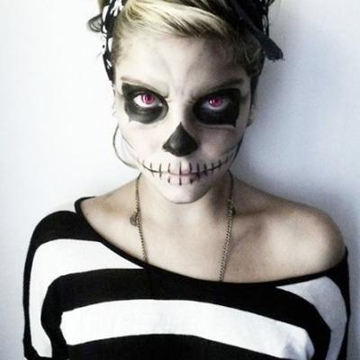 Maquilhagem Halloween