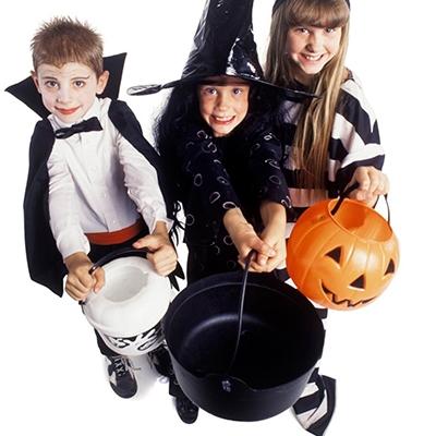 Disfarces Halloween Infantil