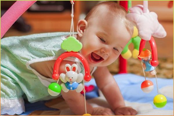 Brinquedos Bebé