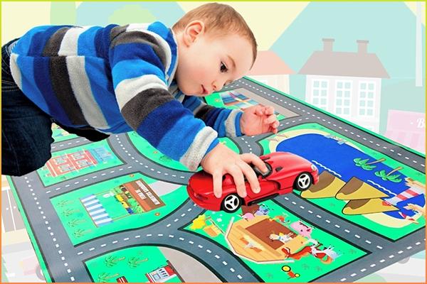 Veiculos infantis, Pistas, Circuitos e Parkings