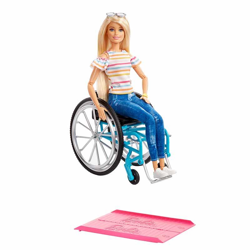 Boneca Barbie Barbie Fashionista Dia de Spa Relaxamento Mattel