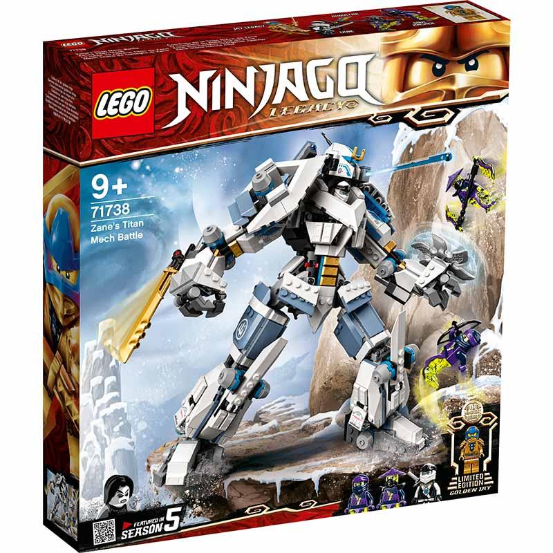 Comprar Lego Ninjago Mech Pedra De Fogo De Lego Loja Online Brinquedos