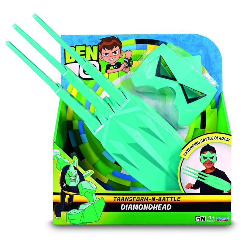 Comprar Mochila BEN 10 24cm de CYP | Loja Online Brinquedos