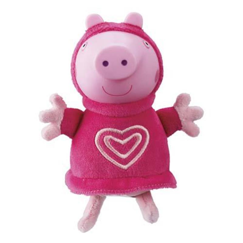 Peppa Pig Peluche com luz Peppa
