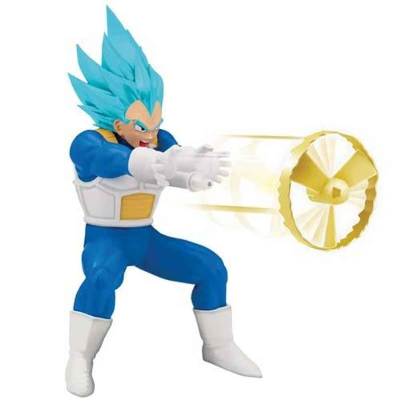 Figura Dragon Ball Super Saiyan Blue Vegetta