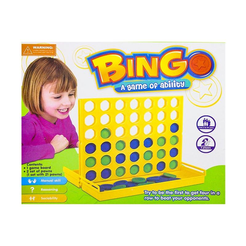 Bingo Jogo habilidade