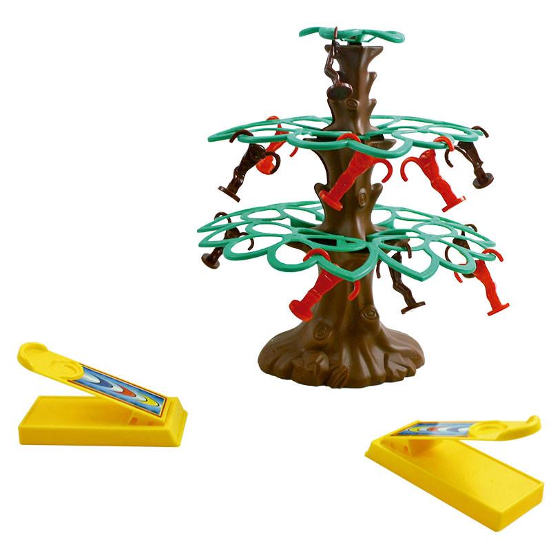 Jogo Macacos na árvore