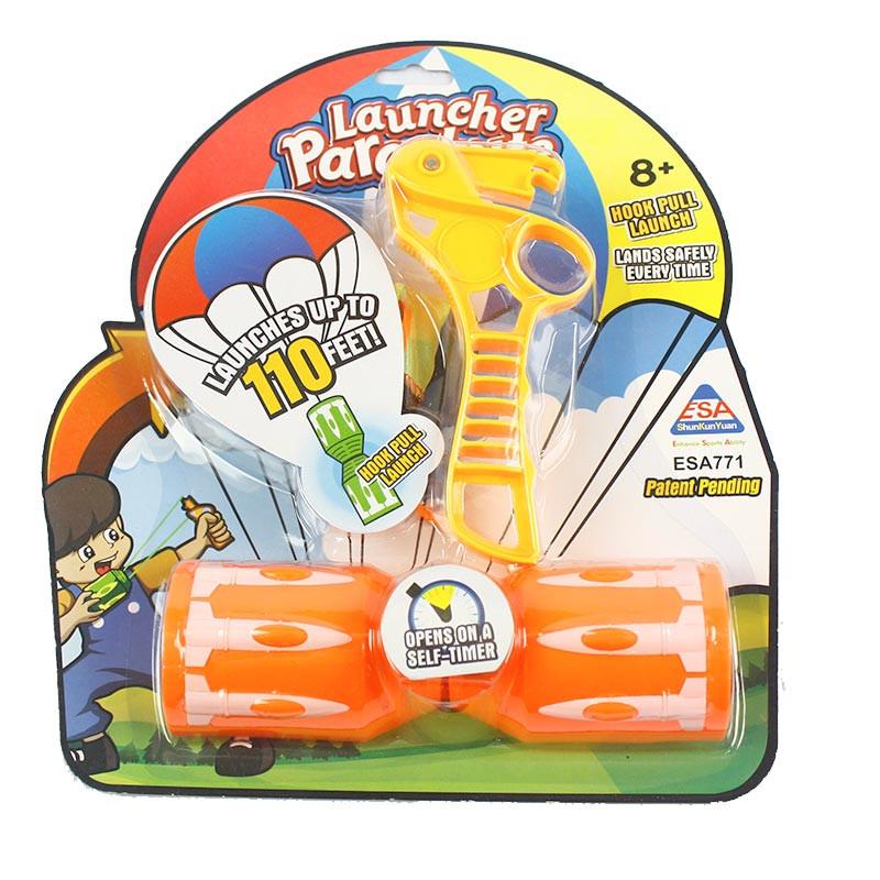 Lançador de paraquedas