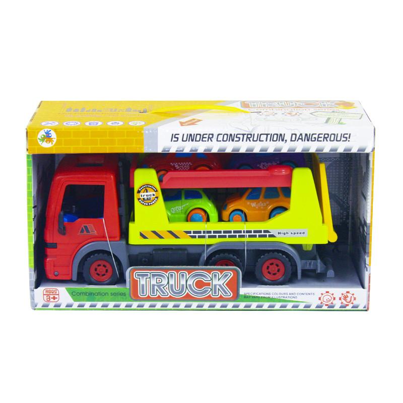 Camião Infantil com Carros