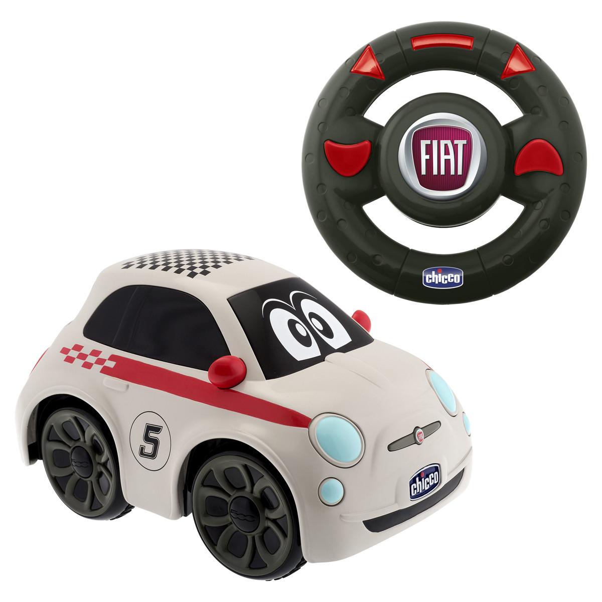 Chicco carro Fiat 500 sport RC telecomandado