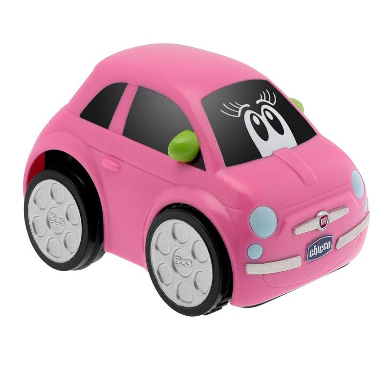 Chicco Turbo Touch Fiat 500 Rosa