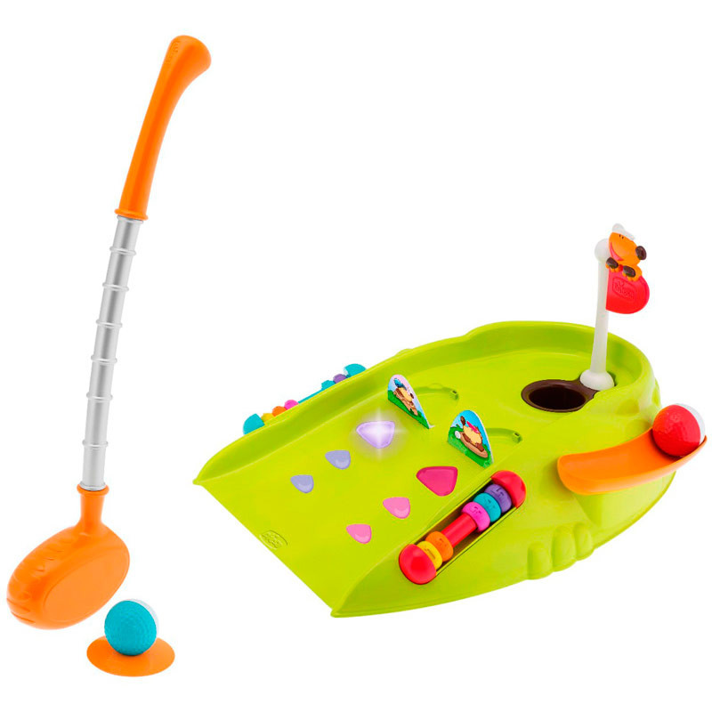 Chicco Fit & Fun Minigolfe