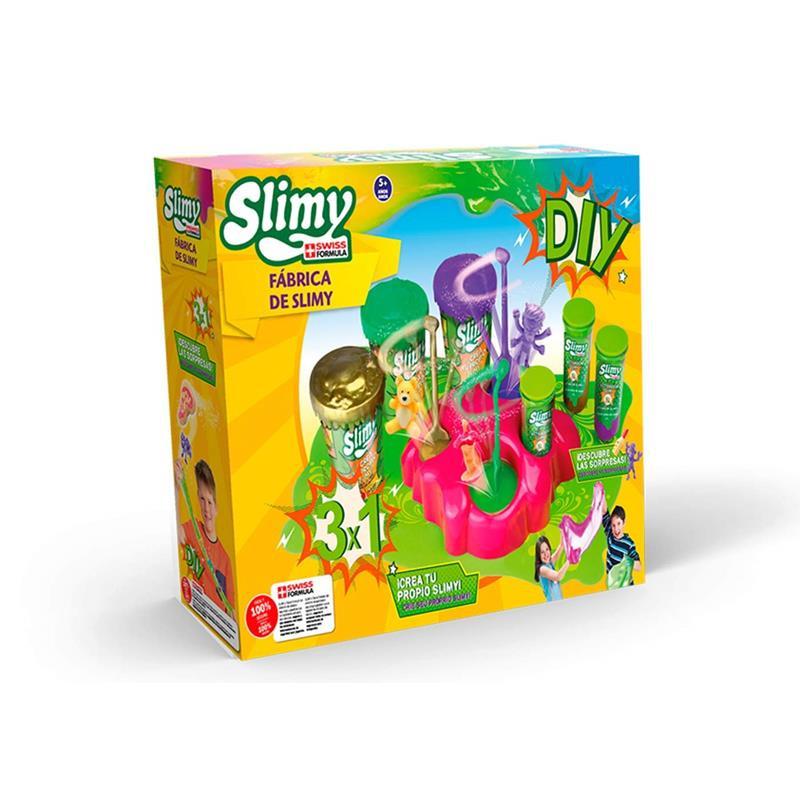 Fábrica de Criação de Slimy