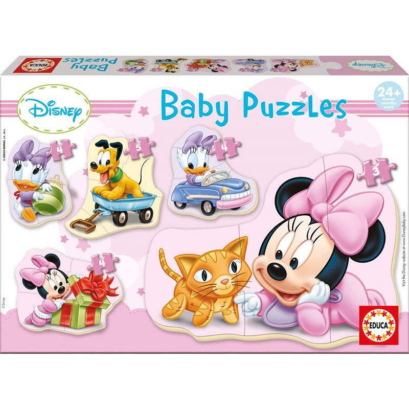 Educa baby puzzle Minnie