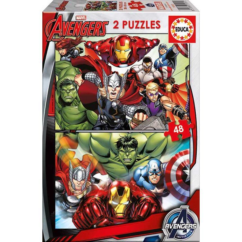 Educa puzzle Avengers