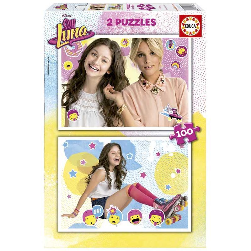 Educa puzzle Soy Luna