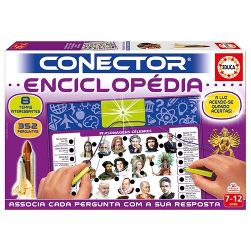 Educa conector enciclopédia