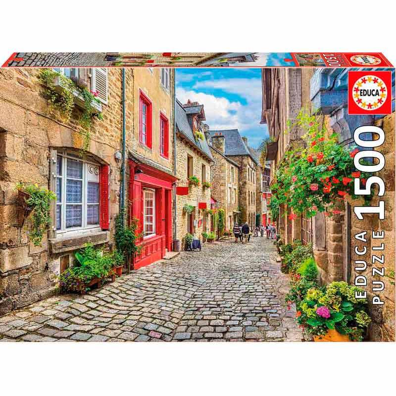 Educa puzzle 1500 Rua de flores
