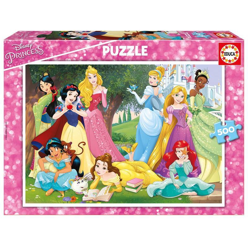 Educa puzzle 500 Princesas da Disney