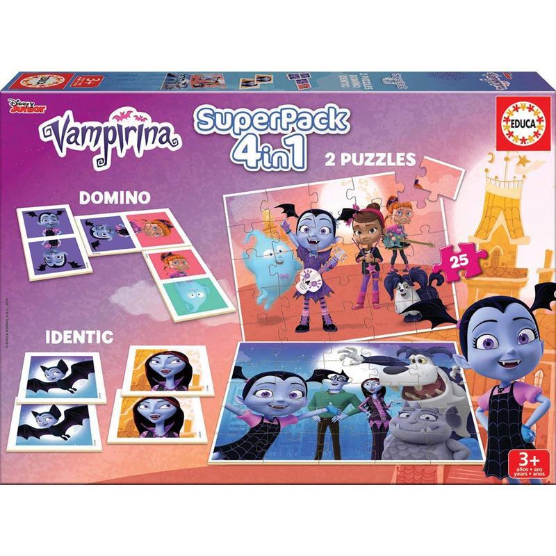 Puzzle Superpack Vampirina