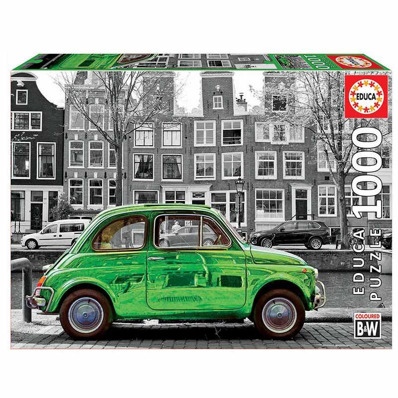 1000 Carro em Amesterdão