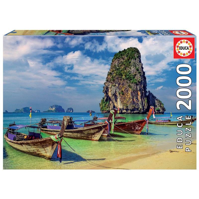 Educa Puzzle 2000 Krabi Tailândia