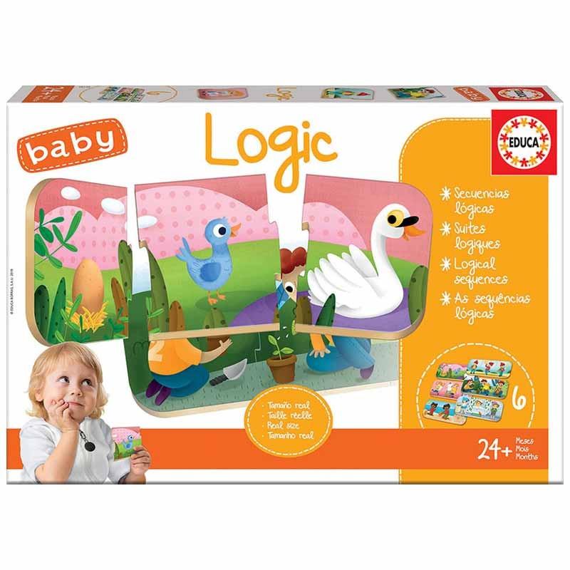 Educa Baby Lógica