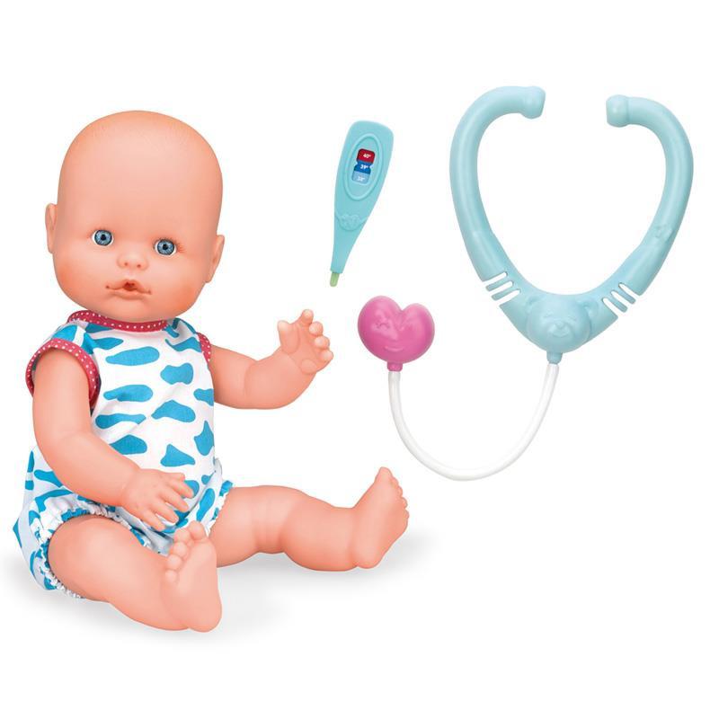 Nenuco bebe cuidados médicos