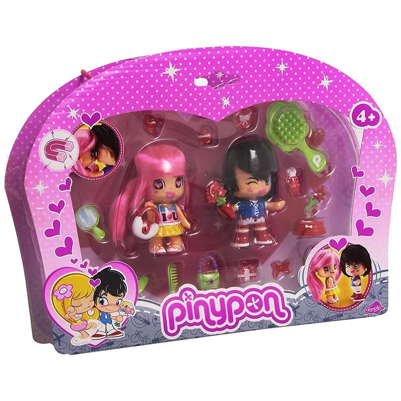 Pinypon hairy friends