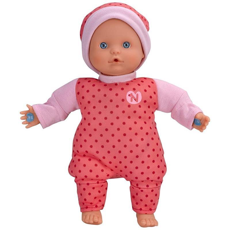 Nenuco 3 funções rosa