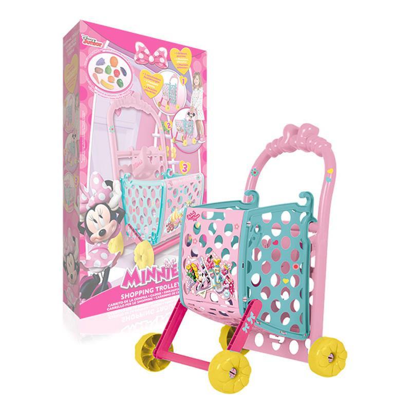 Carrinho das compras Minnie