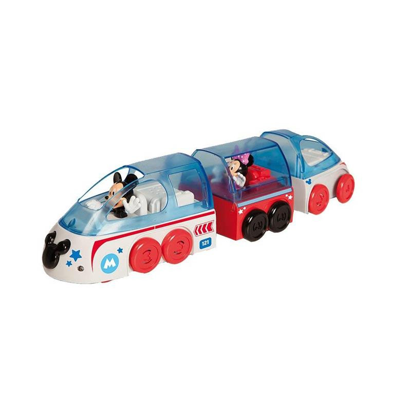 Comboio musical Mickey