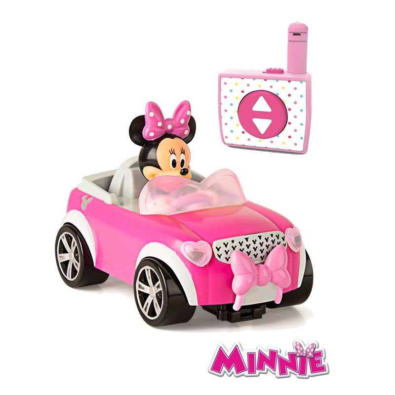 Minnie carro RC telecomandado