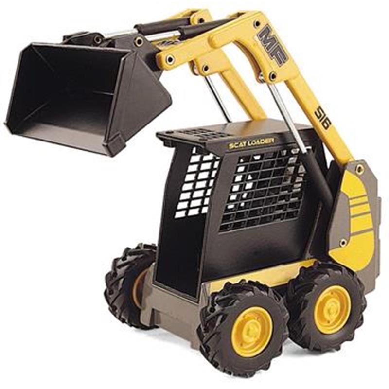 Mini transportador massey ferguson 516 1:32