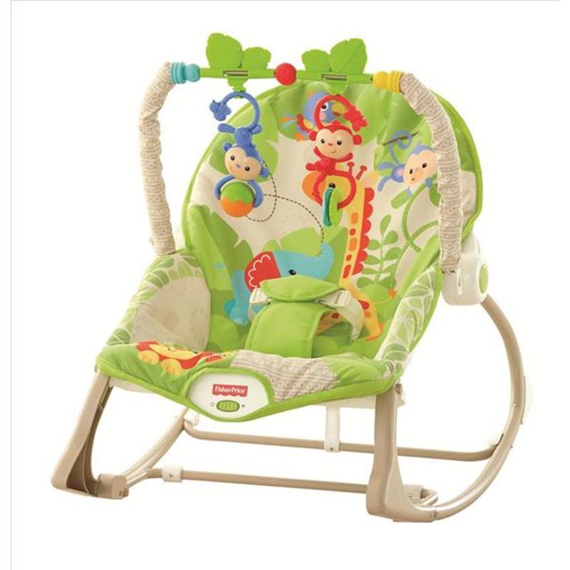 Baby gear cadeira descanso multi etapas verde