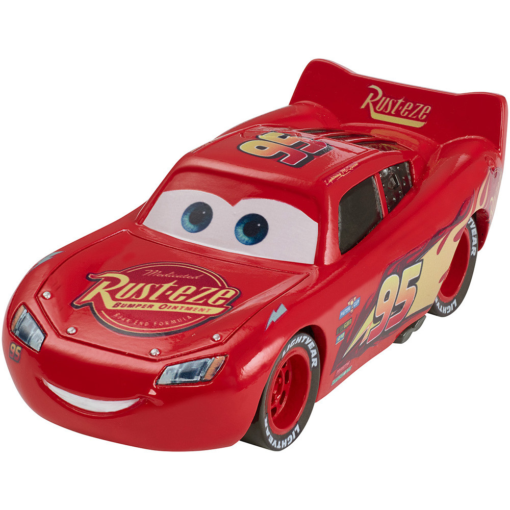 comprar disney pixar cars 3 fa sca mcqueen de mattel. Black Bedroom Furniture Sets. Home Design Ideas