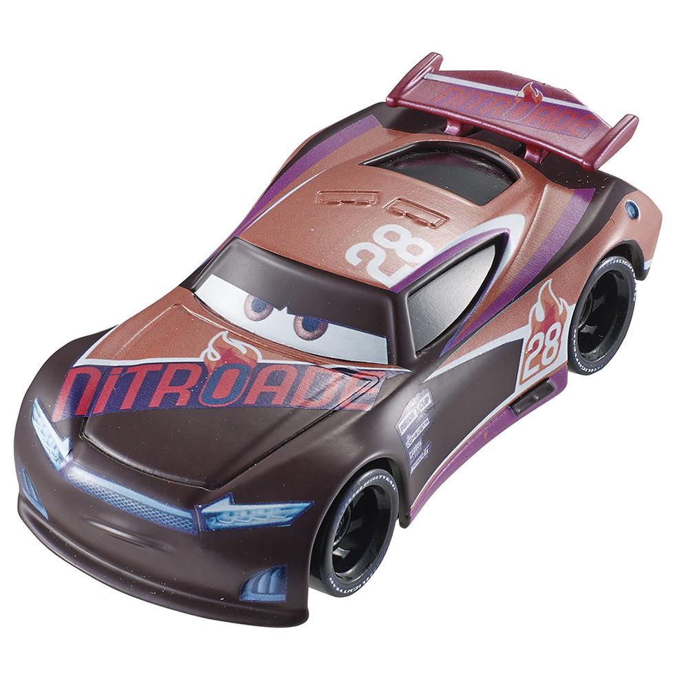 Disney Pixar Cars 3 Tim Treadless D