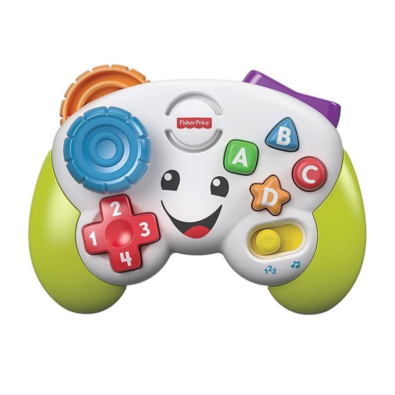 Fisher Price comando de jogos aprender e brincar