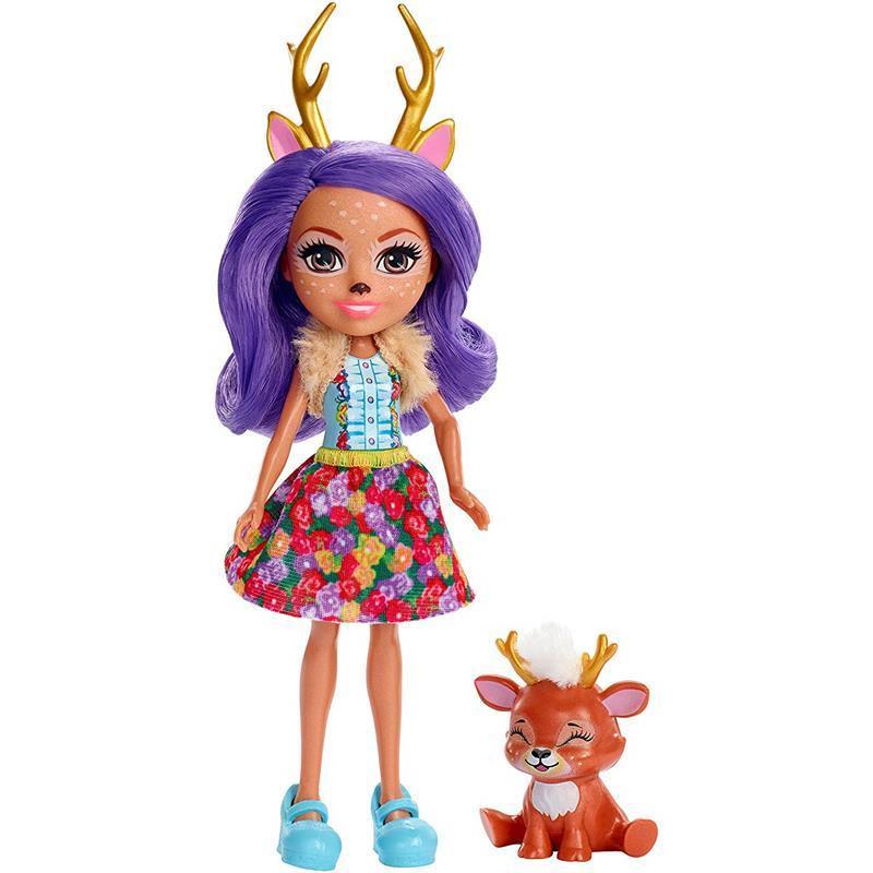 Enchantimals Danessa Deer e Sprint