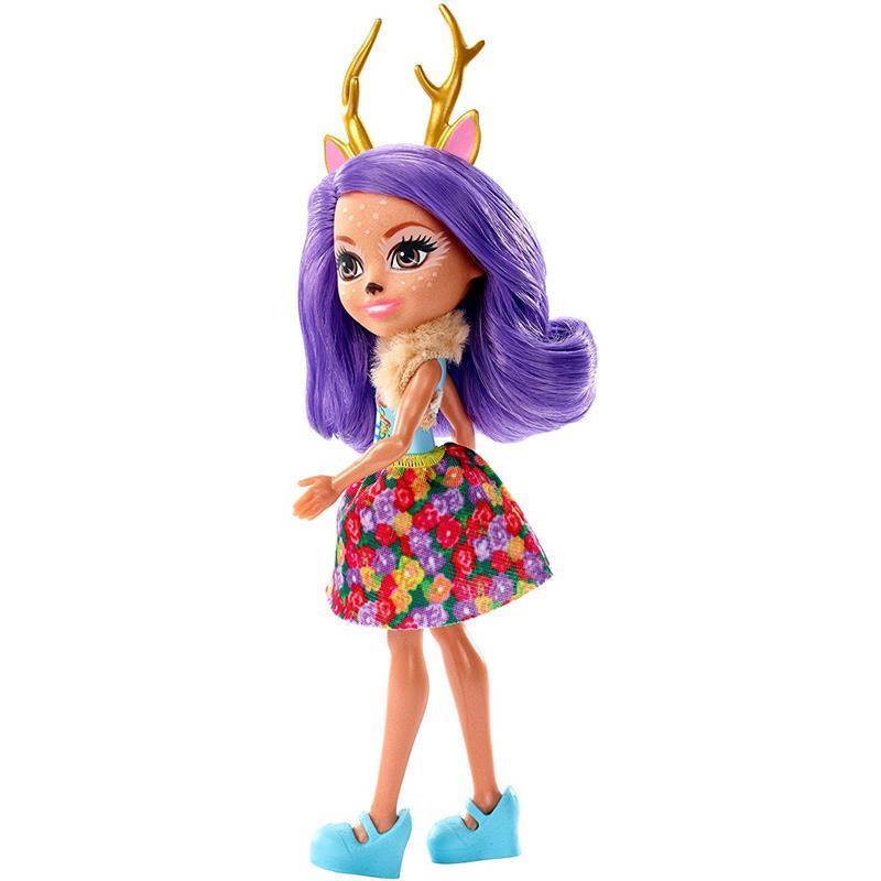 a656f28857d Comprar Enchantimals Danessa Deer e Sprint de Mattel | Loja Online ...