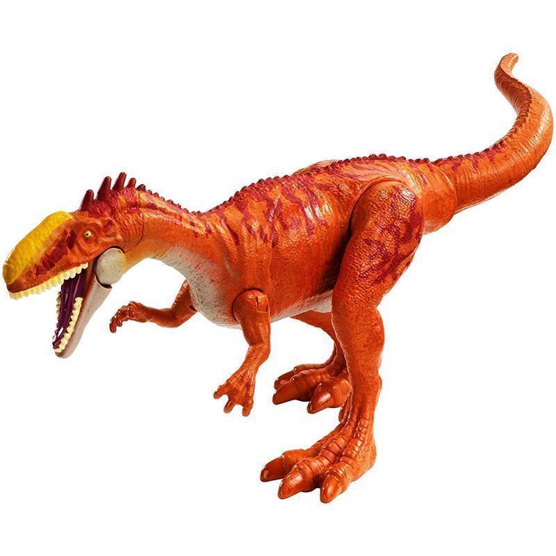 Jurassic World dinossauro Monolophosaurus