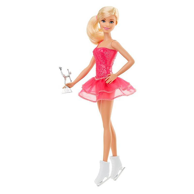 Barbie Posso Ser Ice Skater
